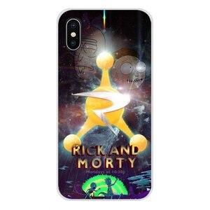 Чехол для сотового телефона для sony Xperia Z Z1 Z2 Z3 Z5 compact M2 M4 M5 C4 E3 T3 XA huawei mate 7 8 Y3II Rick And Morty funny guys