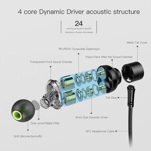 Image 3 - AWEI G20BLS Bluetooth écouteur sans fil casque avec micro double pilote 14H lecture stéréo bandeau casque pour iPhone Xiaomi