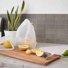 15Pcs/Set  Kitchen Food Sealing Storage Bag Reusable Refrigerator Fresh Bags Fruit Meat Ziplock Kitchen Accessories стоимость