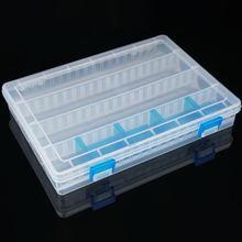 Многофункциональная коробка для наживки двухсторонняя пластиковая