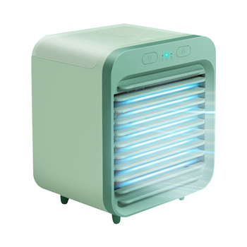 Rechargeable Water-cooled Air Conditioner Desktop Cooling Fan Air Cooler For Summer Home HYD88