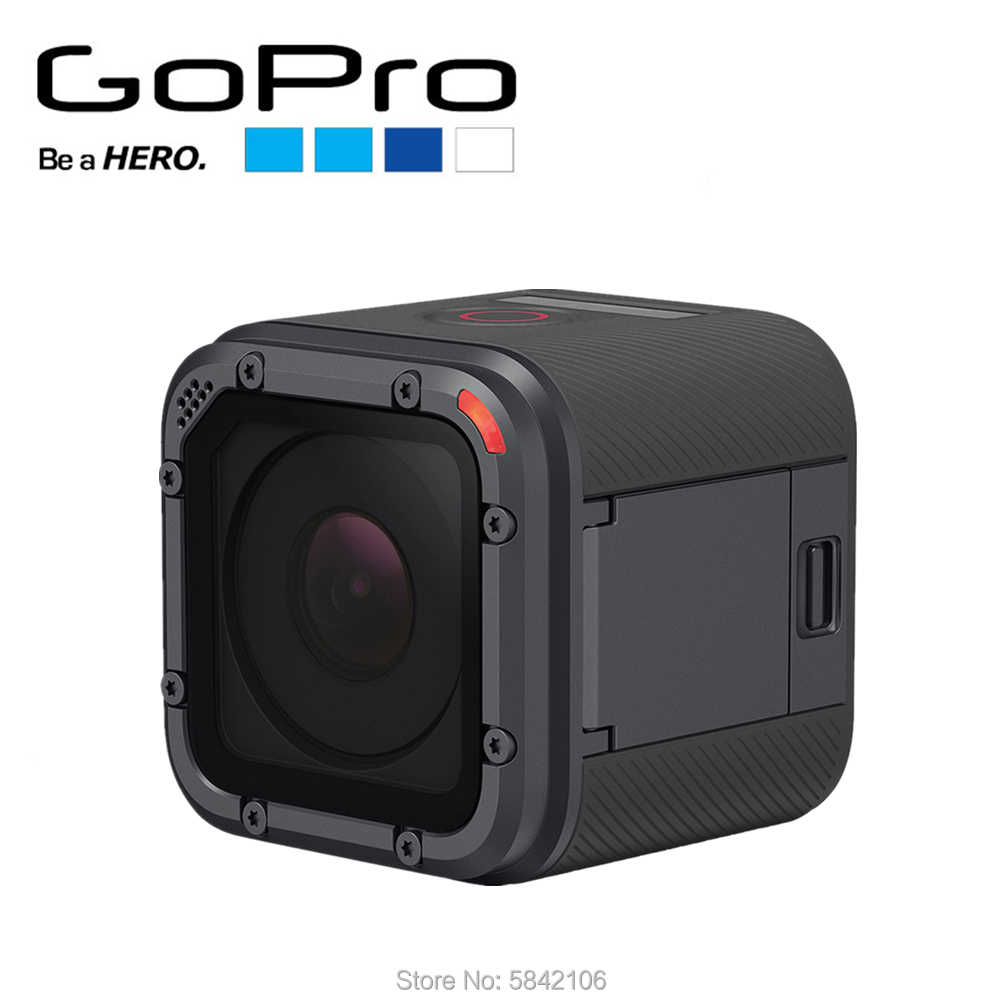 GoPro HERO Session Hành Động Video Camera Tân Trang Gốc Kín GoPro HERO Session Camera
