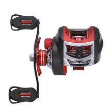 HobbyLane Fishing 6.3 To 1 Reel Left Hand Right Strong Metal Water Drop Design Bearing Drum Boat Ocean