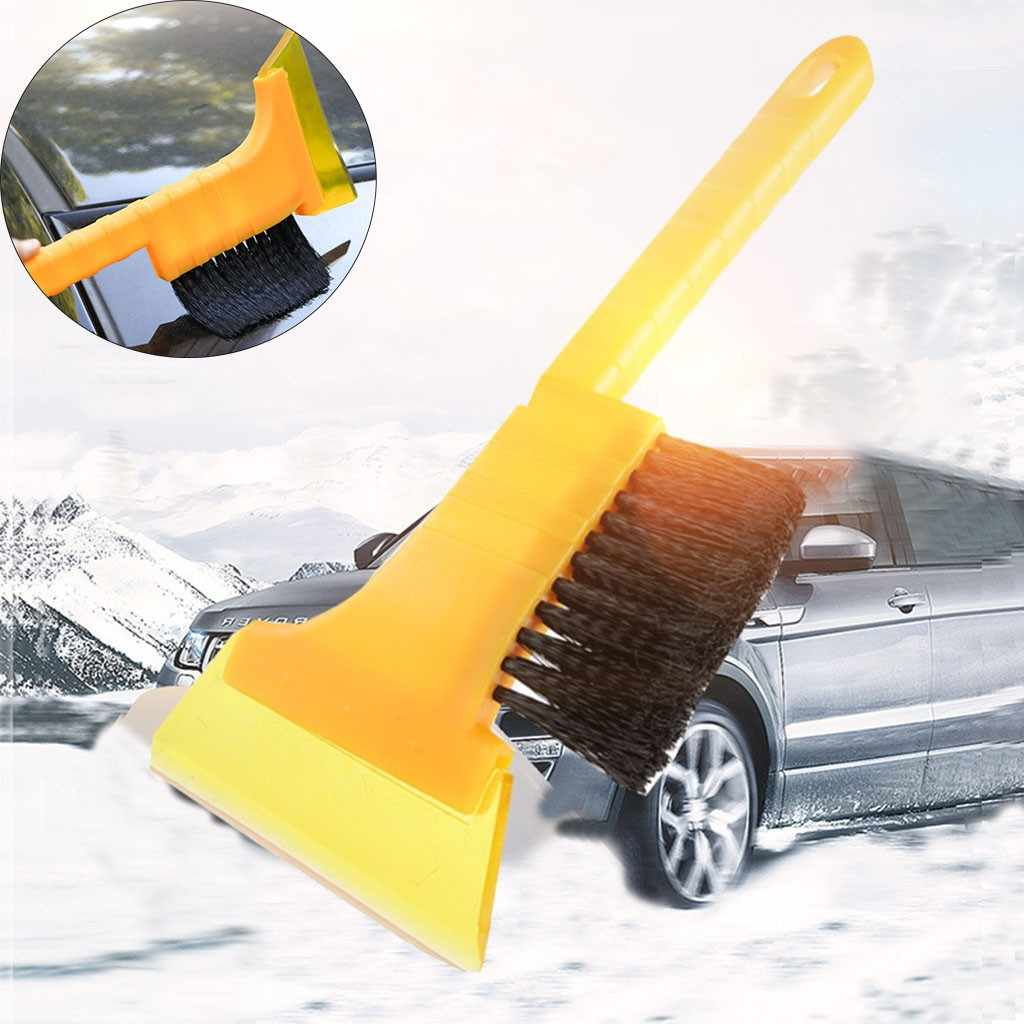 Скребок для снега и льда авто лобовое стекло для удаления льда инструмент прибор для чистки окон зима снег щетка Автомойка Аксессуары для мытья