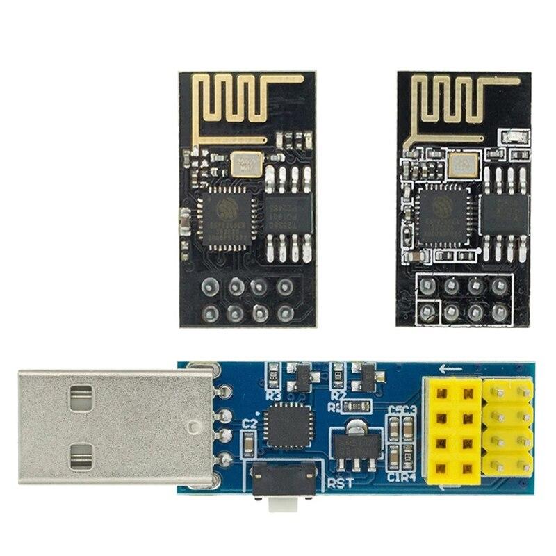 ESP8266 CP2104 USB к последовательному чипу ESP-01 WIFI модуль загрузчика ESP LINK v1.0
