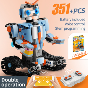352pcs Creative Remote Control Machinery