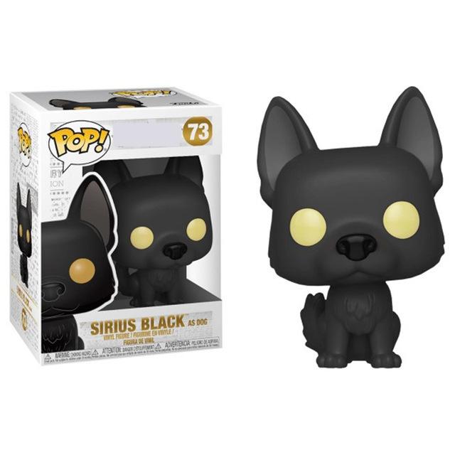 Funko pop oficjalny Potter Snape Rubeus Luna zgredek RON WEASLEY figurki figurka Pop zabawki-modele do kolekcjonowania świątecznych prezentów