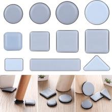 Mat Pads Chair-Fittings Leg-Slider Furniture Floor-Protector Self-Adhesive Heavy-Table