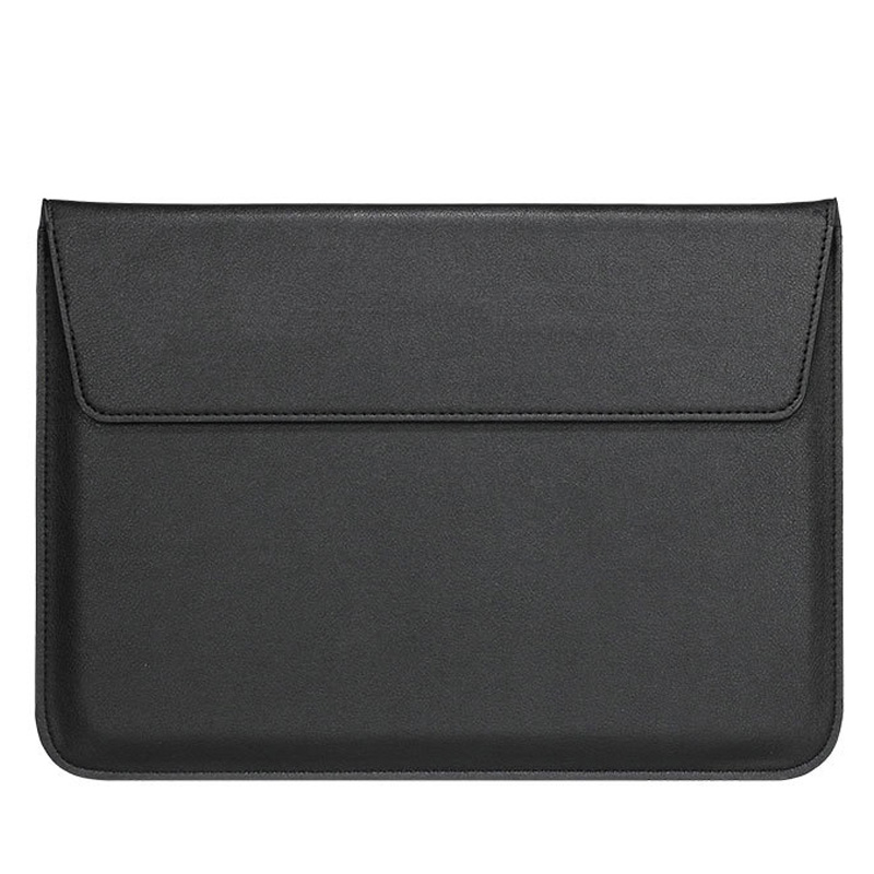 Laptop Anti-Scratch Protective Bag Envelope Design Case Shockproof Foldable PU Leather Best Sale-WT