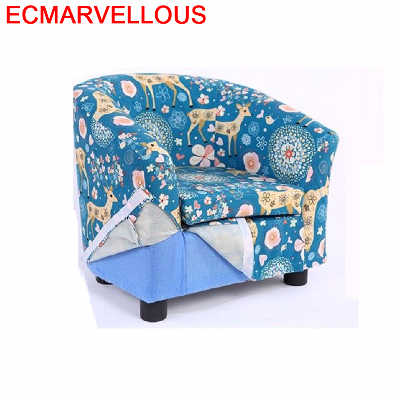 Canape Small Chair Quarto Menino For Kids Bed A Coucher Prinses Stoel Chambre Enfant Dormitorio Infantil Baby Children's Sofa