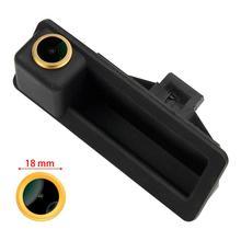 Rear View Backup Reverse Camera for BMW 118 316i 318i 120i 320i 325i 330i 335i 520i 523 525i 530i ,HD Night Vision Golden Camera