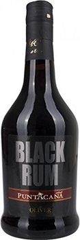 punta Cana Ron Club Black, 1er Pack (1 x 700 ml)