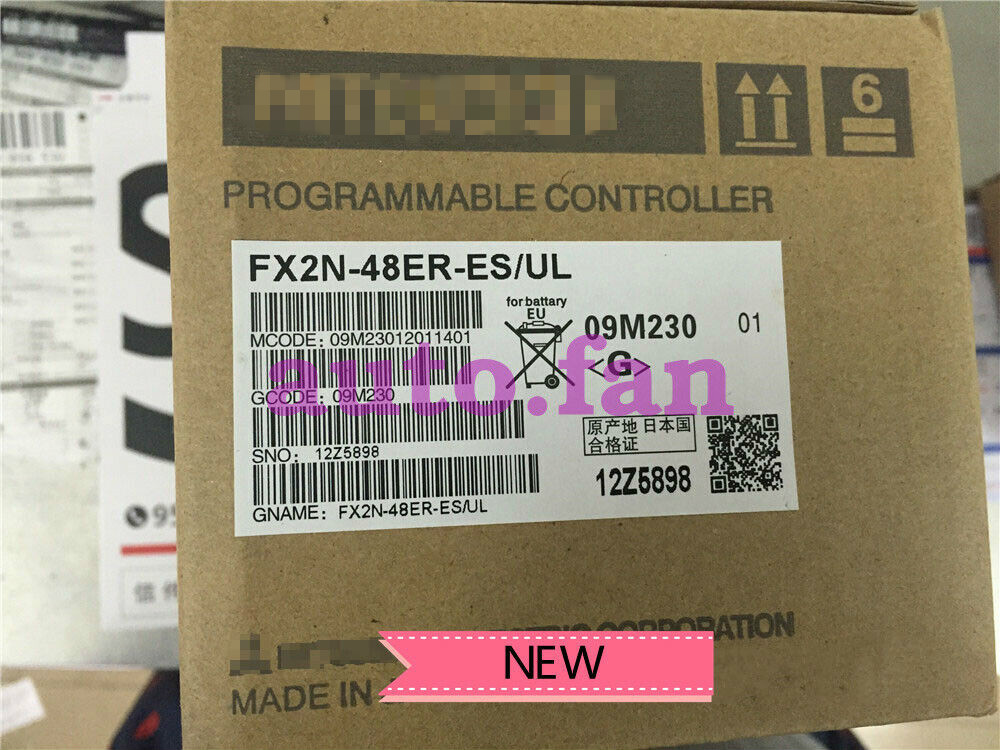 For FX2N-48ER-ES/UL PLC Expansion Module