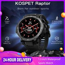 Bracelet Smart-Watch Raptor KOSPET Sports Waterproof for Raptor/Bluetooth-4.0/Anti-collision/Shock-absorption
