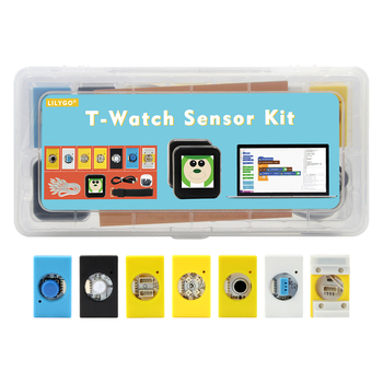 LILYGO® TTGO T-Watch Sensor Programming Education Kit-Multiple Function Sensor Modules