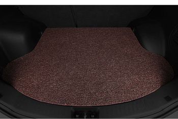 Wire Loop Custom Special Car Trunk Mats for MINI COOPER COUNTRYMAN CLUBMAN PEACEMAN Waterproof Durable Cargo Rugs Carpets