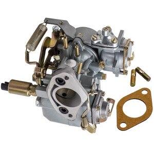 Image 3 - คาร์บูเรเตอร์ Carb 113129029A สำหรับ VW BEETLE 1600cc 30/31 PICT 3 Single Port Manifold 113 129 031 113 129 029A