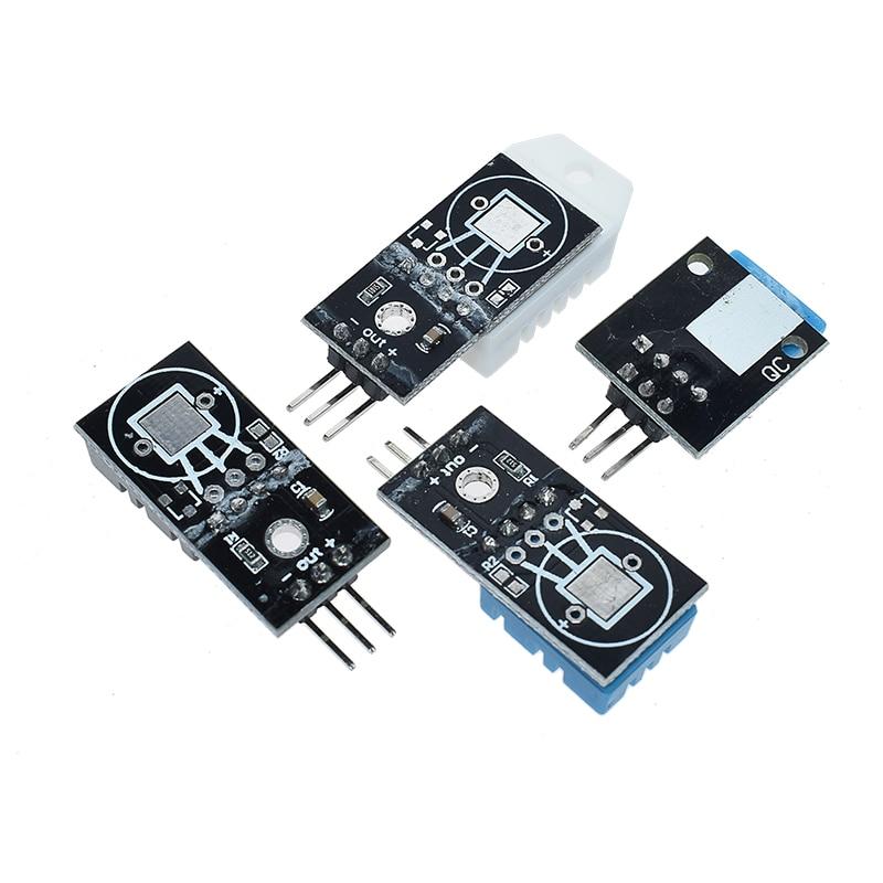 KY-015 DHT11 DHT22 DHT-11 цифровой датчик температуры и относительной влажности модуль для Arduino DIY стартовый комплект