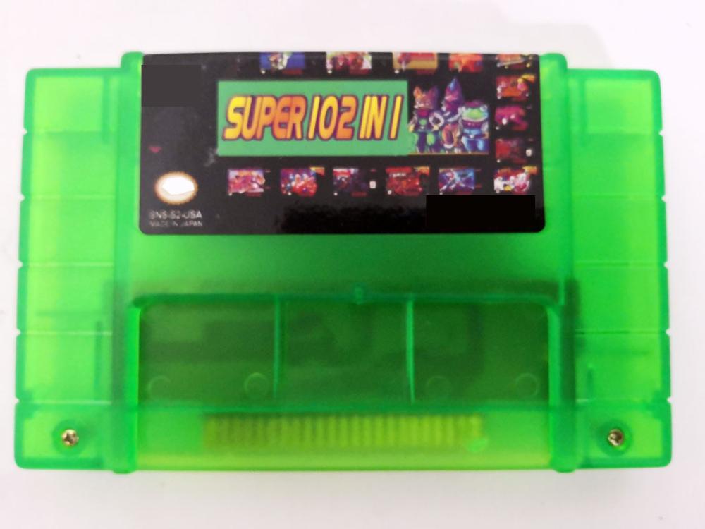 Super 100 in 1 Games with FINAL FANTASY I II III IV VI Castlevania Dracula X Castlevania IV Final Fight I II III