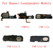 Loud Speaker Buzzer Ringer Loudspeaker Flex Cable For Huawei P40 Pro P40 Lite P40 Lite E Buzzer Ringer Flex Replacement Parts