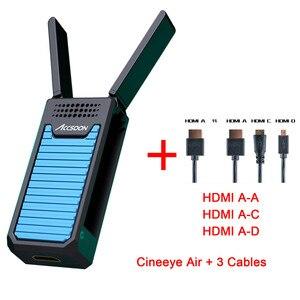 Image 3 - Accsoon CineEye Air 5G bezprzewodowy nadajnik WIFI dla iPhone android telefon wideo 1080P Mini urządzenie transmisji HDMI CineEyeAir