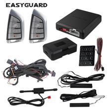 BMW F20, F21, F30, F31, F34, F35, 4 serie PKE keyless entry kit plug and play del sistema di allarme auto adatto per EASYGUARD CAN BUS di stile