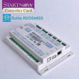 Image 4 - เลเซอร์ DSP ควบคุมระบบ CO2 เลเซอร์เครื่อง Controller Ruida RDC6445G RDC6445 6445 CNC ตัดแผงจอแสดงผลแทนที่ 6442G