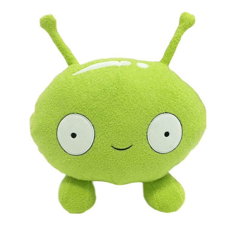 25cm New Plush Toy Final Space Mooncake Chookity Figure Plush Toy Doll Child Birthday Gift WJ515