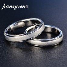 1 шт мужское и женское кольцо из серебра 925 пробы