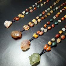 Alxa Gobi stone jewelry wholesale candy heart  agate necklace agate stone bracelets цена