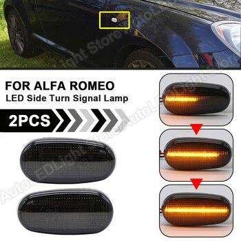 Luz LED dinámica para coche, luz LED de posición lateral, Flecha de...