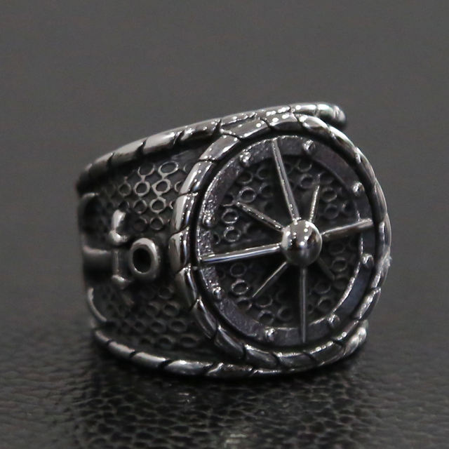 STAINLESS STEEL ANCHOR RING
