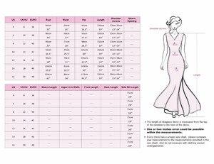 Image 5 - Mermaid akşam elbise hiç güzel EP08859 2020 uzun seksi kolsuz bölünmüş resmi ünlü dantel gece elbisesi elbiseler robe longue
