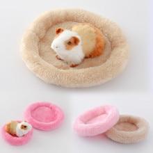 Hamster Nest Hedgehog Rabbit Small Cotton My Mat Pet Pet-Mat Velvet Totoro Neighbor Warm