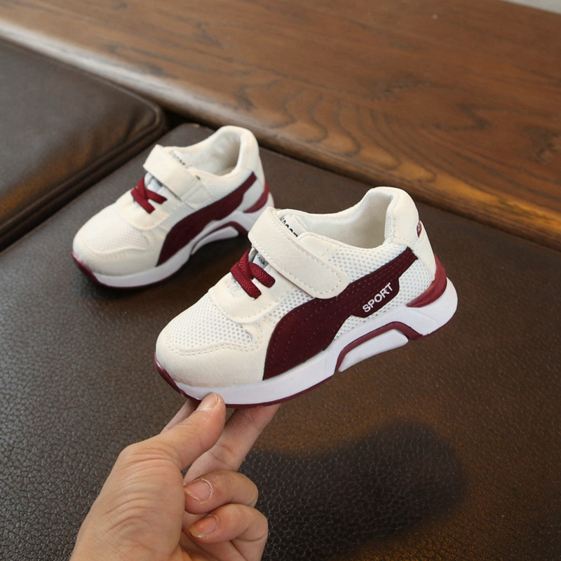 Kids Casual Shoes Boys Girls Sneakers Toddler Baby  Mesh Breathable Sports Running Shoe Baby Shoes