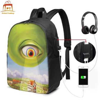 Pomelo Backpack Pomelo Backpacks High quality Sports Bag Trending Print Men - Women Multifunction Teen Bags sarah connor backpack sarah connor backpacks print schoolbag bag men women multifunction teen bags