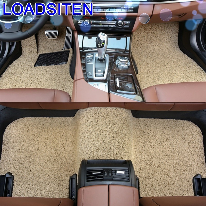 Modified Styling Modification Accessory Auto Parts Mouldings Decoration Interior Decorative Carpet Car Floor Mats FOR Skoda Yeti in Floor Mats from Automobiles Motorcycles