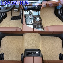 Modified Styling Modification Accessory Auto Parts Mouldings Decoration Interior Decorative Carpet Car Floor Mats FOR Skoda Yeti