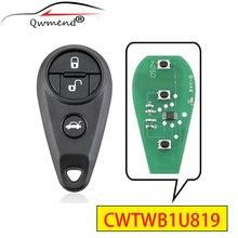Fernbedienung Auto Key Fob für Subaru Forester Impreza Legacy Outback WRX CWTWB1U819 Smart Auto Key 315mhz 3 + 1 tasten für Subaru Schlüssel