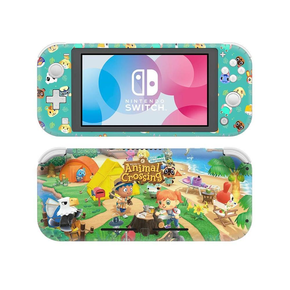Animal Crossing Nintendoswitch Lite Stickers Nintend Switch Lite Sticker Vinyl Skin Pegatinas For Nintendo Switch Lite