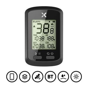 Image 4 - Định Vị GPS Đi Xe Đạp Máy Tính BT Kiến Không Dây Xe Đạp Máy Tính Kỹ Thuật Số Đồng Hồ Tốc Độ IPX7 Chính Xác Xe Đạp Máy Tính Có Nắp Che Bảo Vệ
