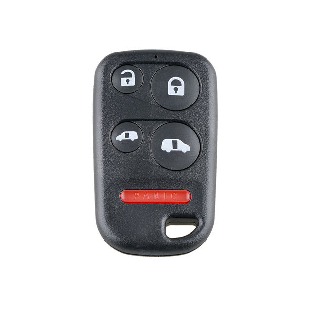 Yetaha 5 Buttons Remote Key For Honda Odyssey 2001 2002 2003 2004 OUCG8D 440H A 308Mhz With Circuit Board/Battery/Chip Remtekey