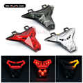 LED Tail Light Blinker Turn Signal For KAWASAKI Z 400/1000 NINJA 400/ZX10R/ZX10RR/ZX6R Integrated Lamp Motorcycle Accessories