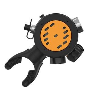 Image 4 - SMACO Diving Equipment Mini Scuba Diving  Oxygen cylinder head parts S500