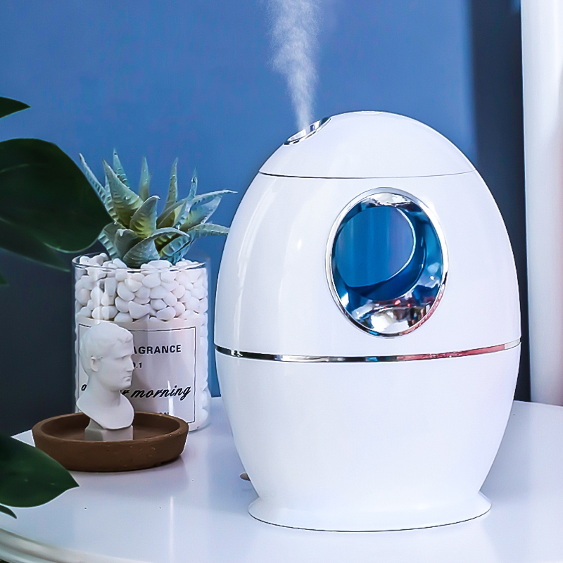 800ML Ultrasonic Humidifier Air Humidificador Aroma Essential Oil Diffuser Air Fresher Fogger With LED Light For Home Office