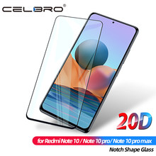 Tempered Glass for Xiaomi Redmi Note 10 Pro Max 10S Screen Protector Film for Redmi Note10Pro Note10 5G Protection Guard Glas