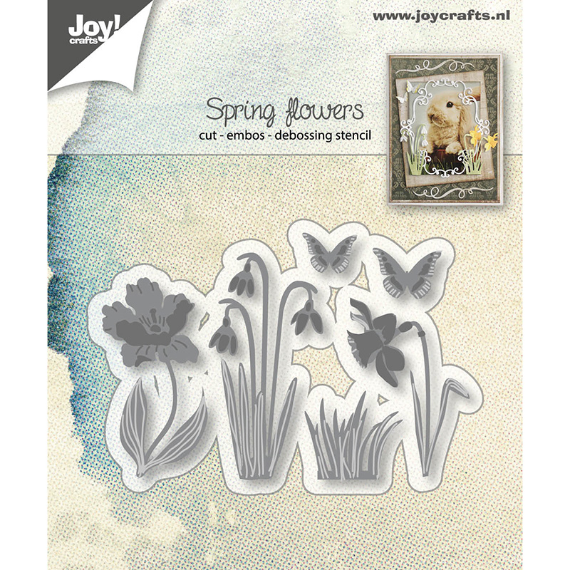 Scrapbooking-Stamps Die-Cut Making-Stencil-Template Craft Stitched Embossing Small-Flowers