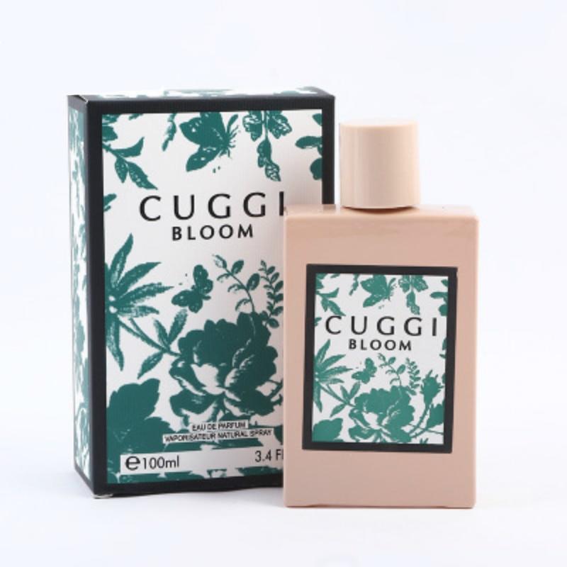 Eau De Parfum 100ml Women Original Perfume Luxury Scent Flower Bloom Fragrance Female Parfum  Glass Bottle Atomizer Spray