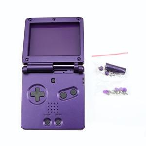 Image 2 - 玉渓 1 セットゲームボーイアドバンス SP 限定版の交換 GBA SP 用透明クリアハウジングケースカバー