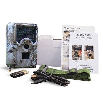 Trail Camera 12MP 49PCS IR Leds Trail Hunting Camera Waterproof Outdoor Video Surveillance Wildlife Cameras Photo Traps w/belt 5